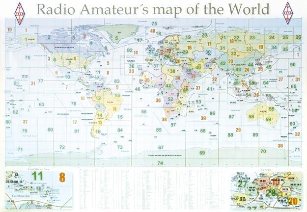 AMATEUR RADIO PREFIXES - AC6V