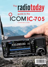 radiotoday Guide to the Icom IC-705